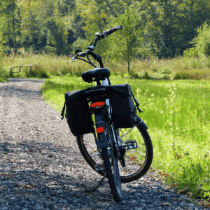 ebike with panniers